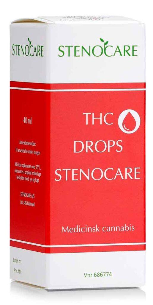 STENOCARE THC DROPS