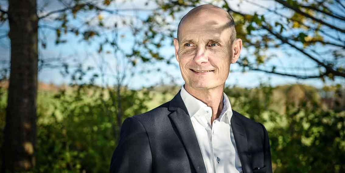 Thomas Skovlund Schnegelsberg, CEO STENOCARE